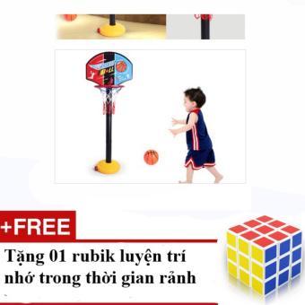 Bộ đồ chơi bóng rổ giúp bé phát triển chiều cao