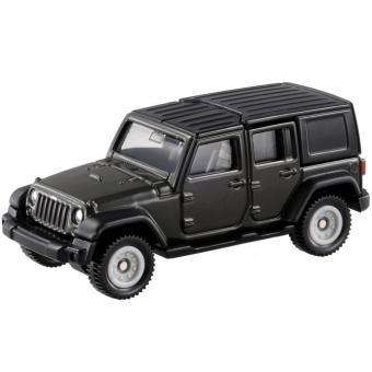 Mô hình xe Tomica 80 Jeep WRANGLER - Takara Tomy 824534