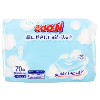 Khăn giấy ướt Goon 70 miếng