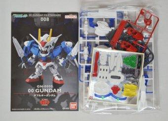 Mô Hình Lắp Ráp SD EX-Standard Gundam 00