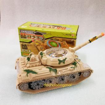 Đồ chơi xe tăng chạy pin 132