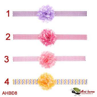 Combo 2 băng đô cao cấp phụ kiện tóc cho bé gái AHBĐ8 (số 1 và 2)