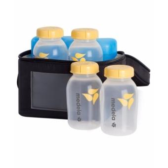 Bộ túi giữ nhiệt Medela ( không gồm bình sữa)- Hàng nhập khẩu