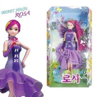 Đồ chơi búp bê công chúa Secret Dress Rosa 206152