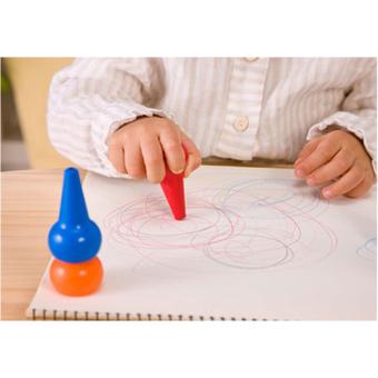 Đồ chơi bút màu sáp Baby Color BC02