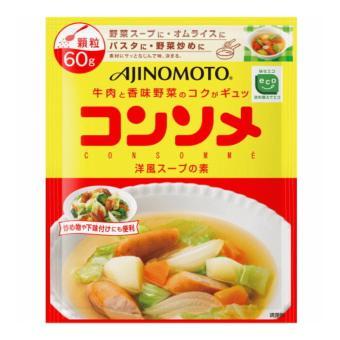 Hạt nêm cho bé ăn dặm vị xúc xích bắp cải Ajinomoto 00359 60g