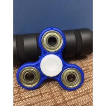 Con Quay Giúp Xả Stress Fidget Spinner loại lớn hình chụp thật (xanh dương)