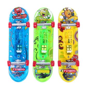 2XMini Skateboard Toys Finger Board Tech Deck Children Gifts