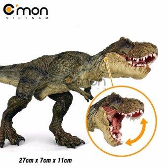 Khủng long Bạo Chúa Tyrannosaurus Rex (T-Rex) C'MON TOYS - 1111