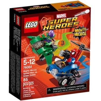 Người Nhện Đại Chiến Green Gobl LEGO 76064