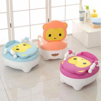 Bô vệ sinh mini hình thú siêu cute