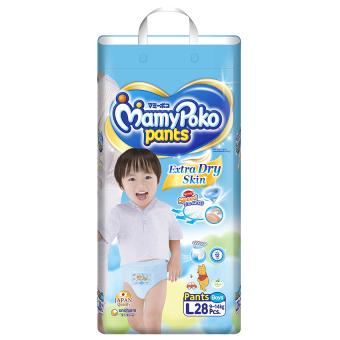 Tã quần Mamy Poko L28 (Boy)