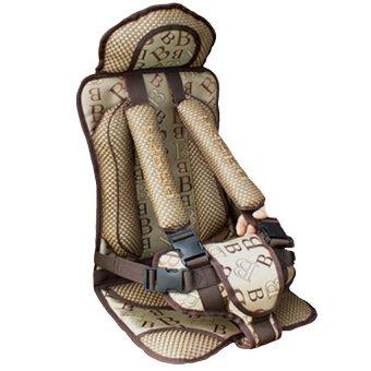 Ghế Ngồi Đa Năng Cho Bé Trên Xe Otô 206116-1(nâu)