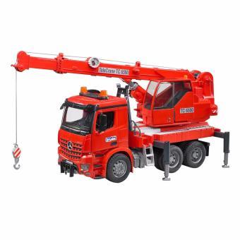 Đồ chơi dạng mô hình theo tỷ lệ thu nhỏ 1:16 xe tải cần cẩu MB BRU03670