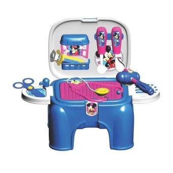 Bộ đồ chơi xếp hình 248 (L3- Ghế ngồi chứa đồ nghề bác sĩ)