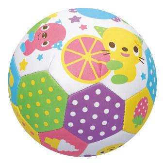 Đồ chơi bóng lục lạc Mèo con Toyroyal 114377 (Nhiều màu)