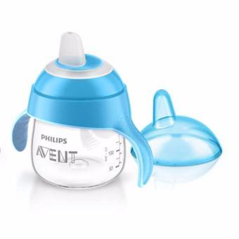 Bình tập uống cho trẻ từ 6 tháng tuổi - 200ml Philips Avent 751.00