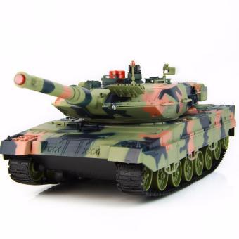 Đồ chơi mô hình xe tăng chạy pin ANHDUY STORE