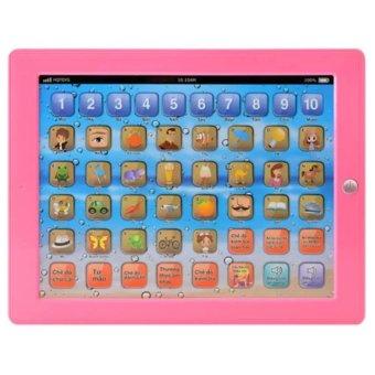 Máy tính bảng thông minh cho bé học chữ số phép tính và đánh vần 2016
