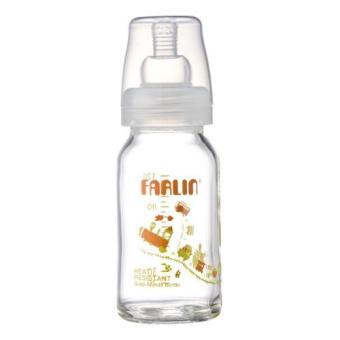 Bình sữa VT 120cc thủy tinh Farlin