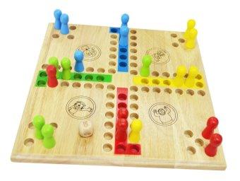 Đồ chơi gỗ Cờ tứ mã Tottosi Toys