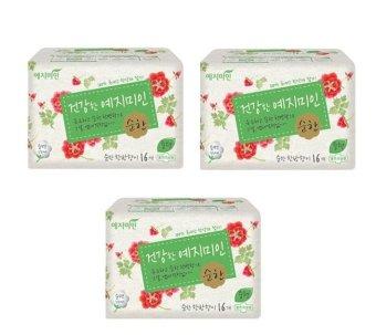 Bộ 3 băng vệ sinh Yejimiin Mild Cotton 14p L