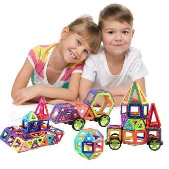 Bộ đồ chơi nam châm xếp hình cho bé 40 miếng