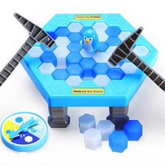 Bộ đồ chơi phá băng - bẫy chim cánh cụt thông minh cho bé - Hiền lương shop