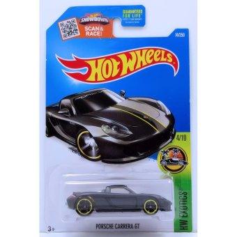 Xe mô hình tỉ lệ 1:64 Hot Wheels 2016 Porsche Carrera GT - Đen
