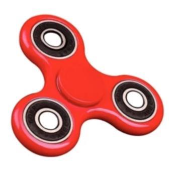 Con quay 3 cánh Fidget Spinner - ABCDE (đỏ)
