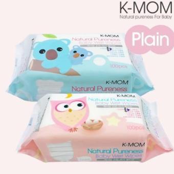 Bô 2 Khăn ướt K-Mom 13110 100 cái