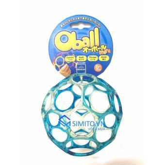 Đồ chơi bóng mềm Oball đa sắc cho bé