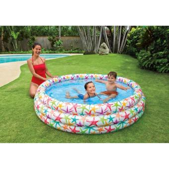 Bể phao bơi 3 tầng Intex 56440