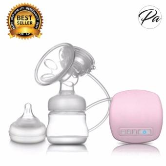 Bình máy hút sữa VỚI CHỨC NĂNG MASSAGE CAO CẤP Thiết kế tại Hàn Quốc KOREA điện USB PHIÊN BẢN NHAT BAN - ELECTRONIC BREAST PUMP - PEN APPLE SUPERSTORE