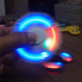 Con quay 3 cánh 3 kiểu ánh sáng led - Fidget Hand Spinner