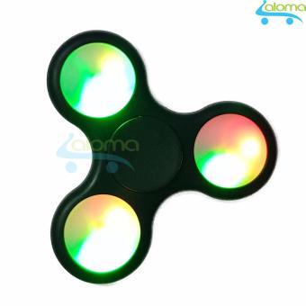 Con quay Hand Fidget Spinner phát sáng 3 chế độ 9 đèn LED HFS-LED