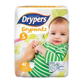 Tã quần Drypers Drypantz S48
