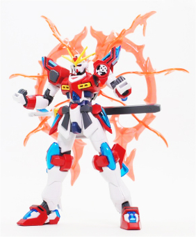 Mô hình lắp ráp High Grade Build Fighters Kamiki Burning Gundam