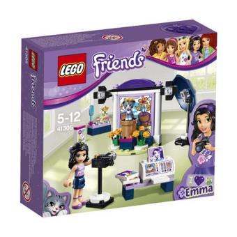 Hộp LEGO Friends Phòng Chụp Hình Của Emma 41305 (96 chi tiết)