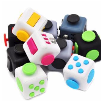 Đồ chơi khối vuông thần kì giảm căng thẳng FIDGET CUBE cao cấp