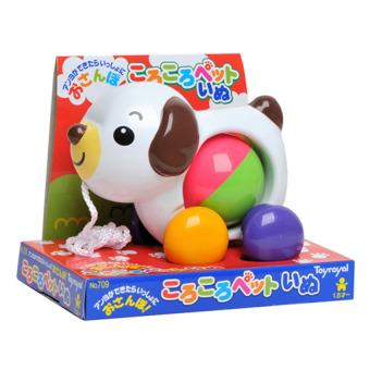 Đồ chơi xe đẩy cún con Toyroyal 750 (Nhiều màu)