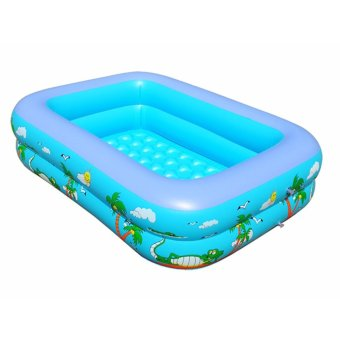 Bể Bơi Phao cho trẻ Swimming Pool 120cm