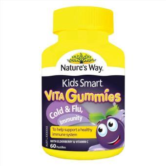 Kẹo dẻo Vita Gummies Cold & Flu, Immunity 60 viên