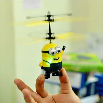 Máy bay cảm ứng Minion (Vàng Xanh)