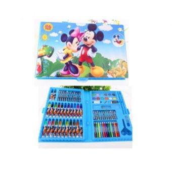 Bộ màu 86 món (Mickey)