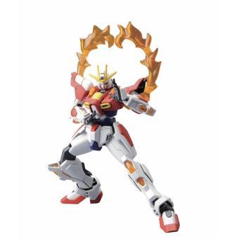 Bộ lắp ráp Gundam 018 Build Burning Gundam (HGBF 1/144) - Bandai 0193230