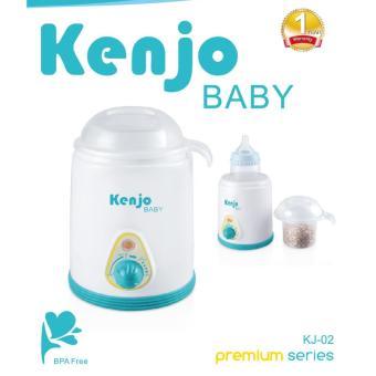 Máy hâm sữa Kenjo KJ02(Nhiều màu)