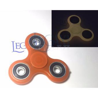Con Xoay Tròn Hand Fidget Spinner 3 cạnh DẠ QUANG 60-120 giây Legaxi HSI4