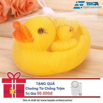 Set Vịt Nhựa Tắm Bé Deam Bath US04556 + Tặng Chuông Từ Chống Trộm