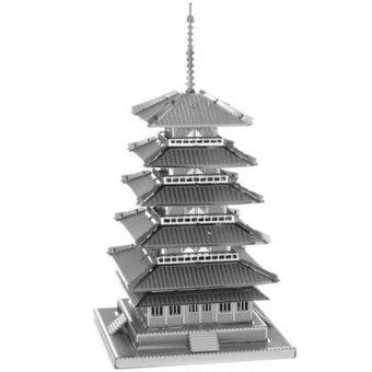 Bộ xếp hình 3D chùa Toji